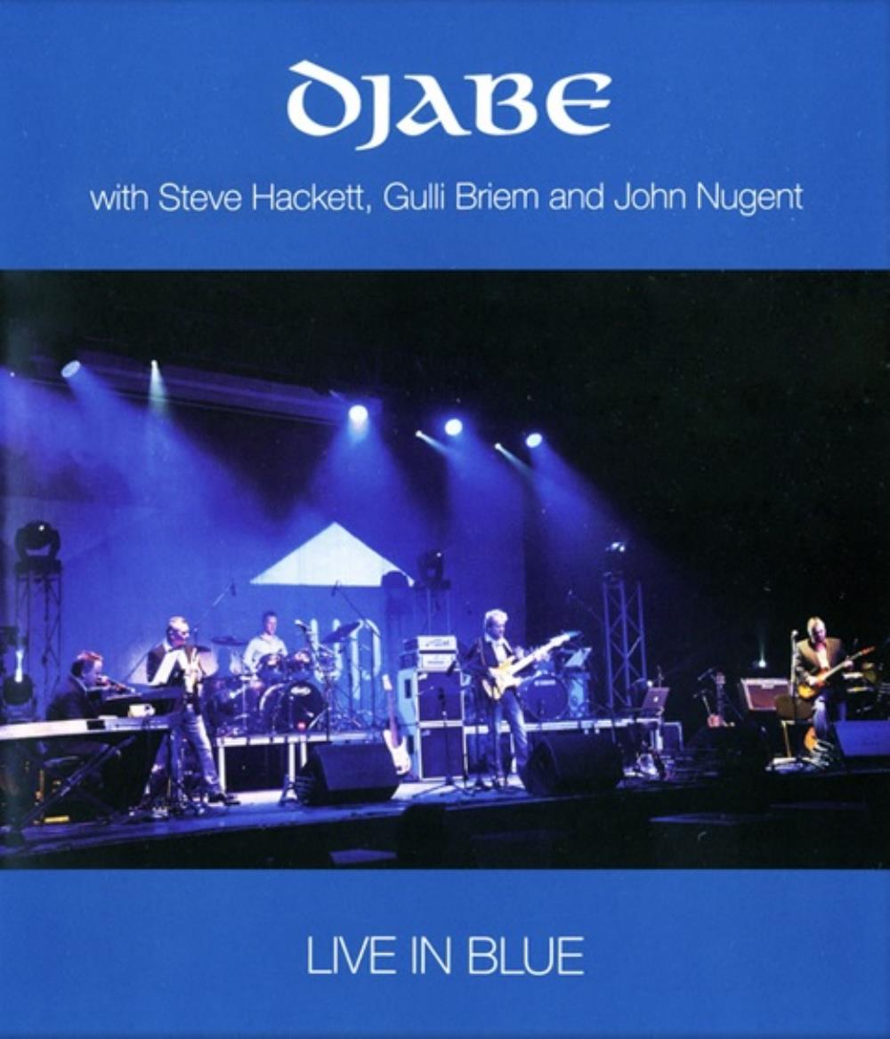 Djabe - Live In Blue DVD (album) cover