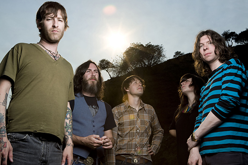 BLACK MOUNTAIN image groupe band picture
