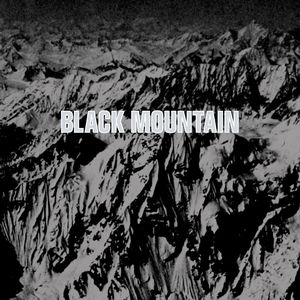 Black Mountain - Black Mountain CD (album) cover