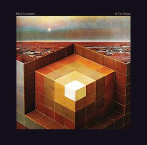 Black Mountain - In The Future CD (album) cover