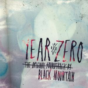 BLACK MOUNTAIN - Year Zero: The Original Soundtrack CD album cover