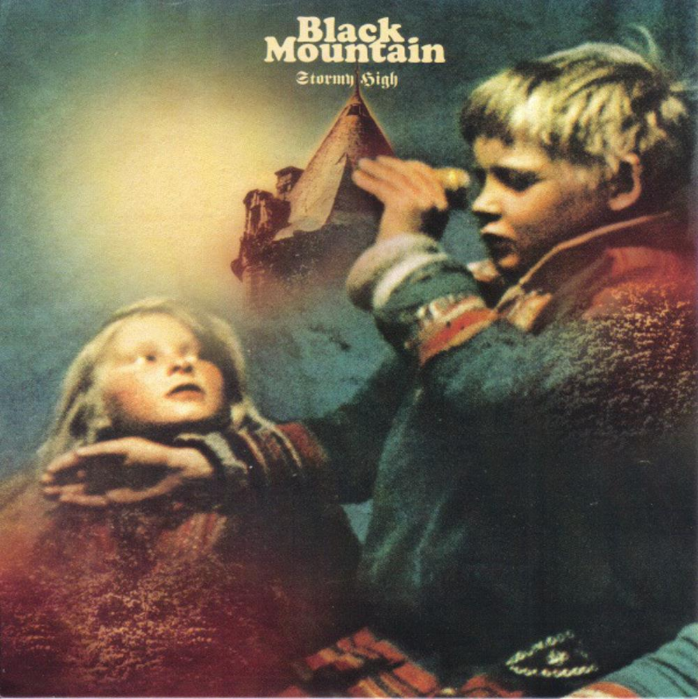 Black Mountain - Stormy High CD (album) cover
