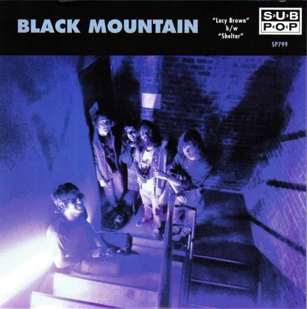 Black Mountain - Lucy Brown / Shelter CD (album) cover