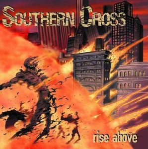 Southern Cross - Rise Above CD (album) cover