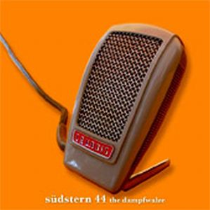 S�dstern 44 - The Dampfwalze CD (album) cover