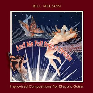 Bill Nelson - And We Fell Into A Dream CD (album) cover