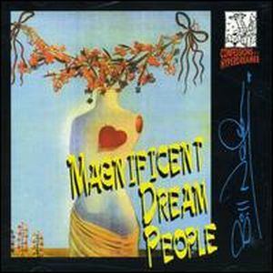 Bill Nelson - Magnificent Dream People CD (album) cover