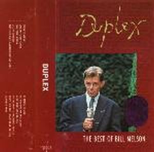 Bill Nelson - Duplex - The Best Of Bill Nelson CD (album) cover
