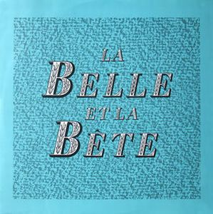 Bill Nelson - La Belle Et La Bête CD (album) cover