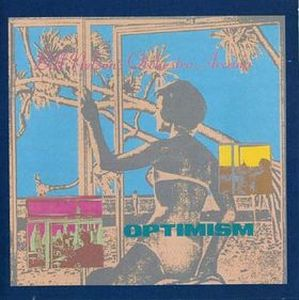 Bill Nelson - Optimism (as Bill Nelson's Orchestra Arcana) CD (album) cover