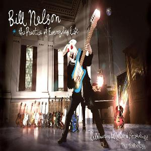 Bill Nelson - The Practice Of Everyday Life CD (album) cover
