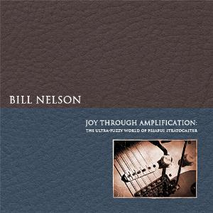 Bill Nelson - Joy Through Amplification CD (album) cover