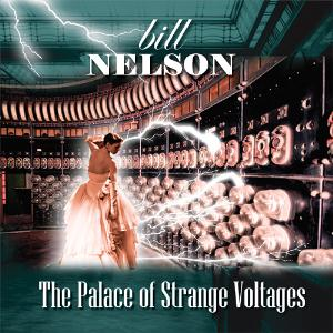 Bill Nelson - The Palace Of Strange Voltages CD (album) cover