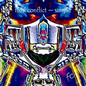 Final Conflict - Simple CD (album) cover
