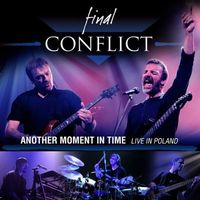 Final Conflict - Another Moment In Time - Live In Poland CD (album) cover