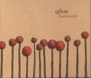 Afion - Cudni Svati CD (album) cover