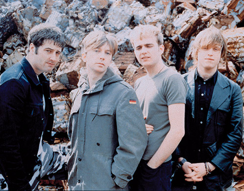 MANSUN image groupe band picture