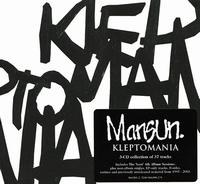Mansun - Kleptomania CD (album) cover