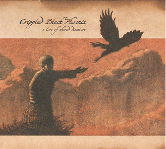 Crippled Black Phoenix - A Love Of Shared Disasters CD (album) cover