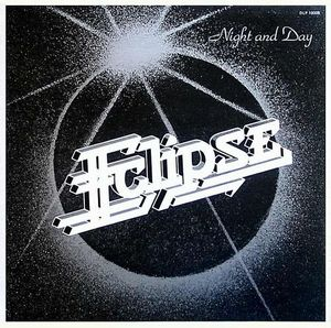 ECLIPSE - Night And Day CD album cover