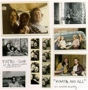 Patto - Warts And All CD (album) cover