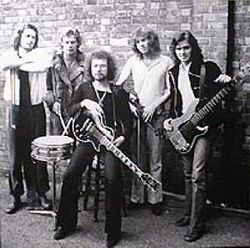 KING CRIMSON image groupe band picture