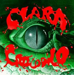 Arrigo BarnabÉ - Clara Crocodilo CD (album) cover