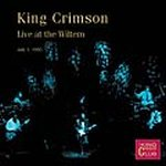 King Crimson - Live At The Wiltern 1st July 1995 CD (album) cover