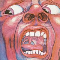 KING CRIMSON - In The Court Of The Crimson King CD album cover