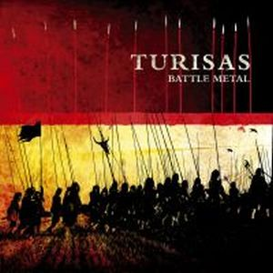 Turisas - Battle Metal CD (album) cover