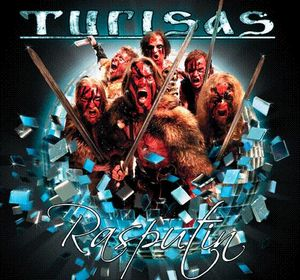 Turisas - Rasputin CD (album) cover