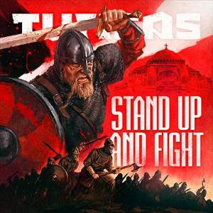 Turisas - Stand Up And Fight CD (album) cover