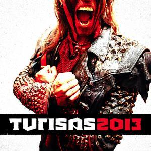 Turisas - Turisas2013 CD (album) cover