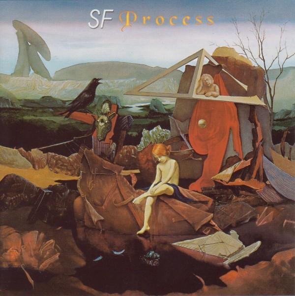Sf - Process CD (album) cover
