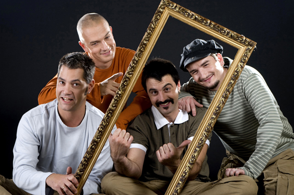 VASIL HADZIMANOV BAND image groupe band picture