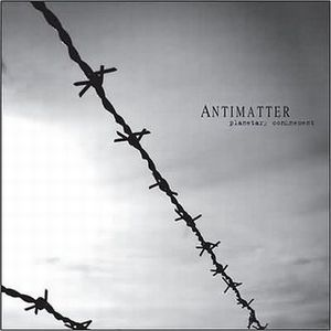 Antimatter - Planetary Confinement CD (album) cover