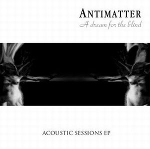 Antimatter - A Dream For The Blind CD (album) cover