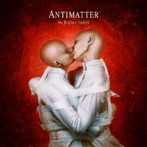 Antimatter - The Judas Table CD (album) cover