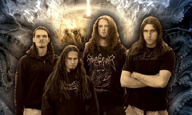 AEON OF HORUS image groupe band picture
