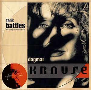 Dagmar Krause - Panzerschlacht CD (album) cover