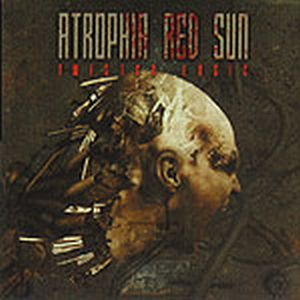 ATROPHIA RED SUN - Twisted Logic CD album cover