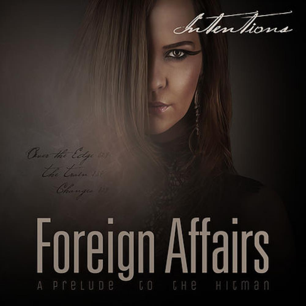 Intentions - Foreign Affairs CD (album) cover