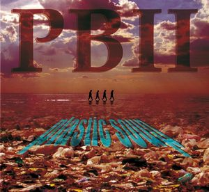 Pbii - Plastic Soup CD (album) cover