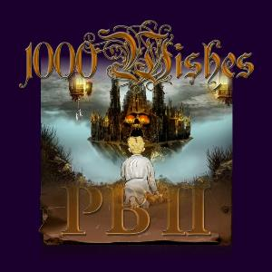 Pbii - 1000 Wishes CD (album) cover