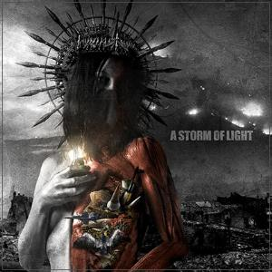 A Storm Of Light - As The Valley Of Death Becomes Us, Our Silver Memories Fade CD (album) cover