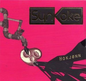 Synkoke - Hokjønn CD (album) cover