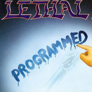Lethal - Programmed CD (album) cover