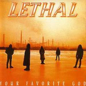 Lethal - Your Favourite God CD (album) cover