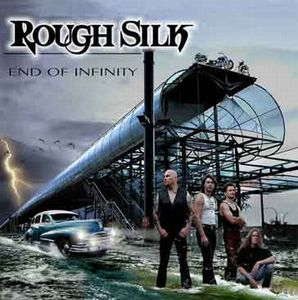 Rough Silk - End Of Infinity CD (album) cover
