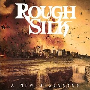 Rough Silk - A New Beginning CD (album) cover